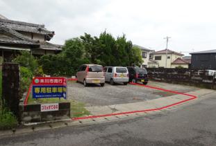 和歌山県 新宮市 カワイチ不動産 駐車場